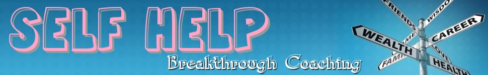 Self Help Breakthrough Coaching